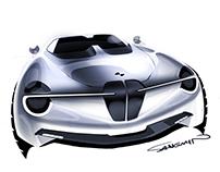 Salon Prive - BMW 328 Kamm Coupe