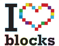Package design for bloks