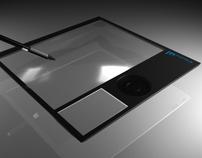 3D Object modelling: Morpheus Tablet