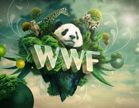 WWF- LOGO artwork
