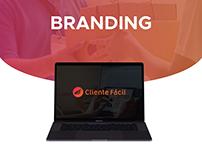 Cliente Fácil | Branding