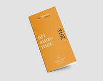 Kempinski Hotel Art Brochure