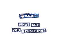 Halls - What Are You Breathing?