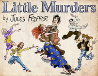 Little Murders by Jules Feiffer