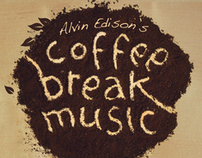 CD Packaging - Coffee Break Music