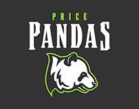 Price Pandas Sports Logo