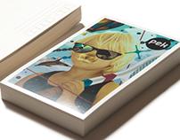 PEK Postcard Illustration