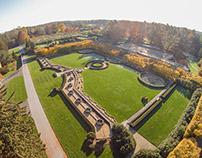 Fountain Garden at Longwood Gardens, Kennett Square, PA