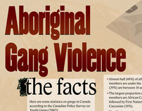 a study of aboriginal youth gangs This article, based on research conducted in glasgow, scotland, analyses the complex process of desistance from youth gangs the discussion is multifaceted focusing on the agency of the young people themselves as well as on how relationships within their local community can have a role in replacing their previous identification as gang members.