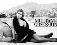 "Hydrogen Magazine ""Militant Obsession"" Editorial"