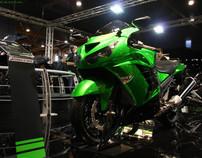 Auto Moto Salon 2012 part 1: Bikes