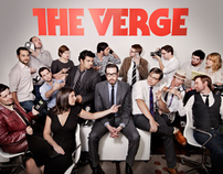 Portraits of The Verge