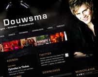 Tim Douwsma - singer - actor
