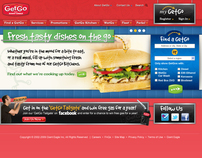 GetGo Site Redesign
