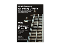 Music Therapy Fundraising Concert