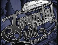 Immortal Quill Tattoo Apparel