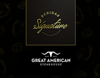 Great American Steakhouse | Signature drinks