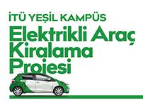 İTÜ Elektrikli Araç Kiralama Projesi