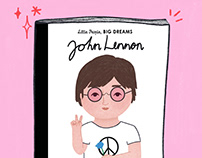 John Lennon: My First Illustrated Book