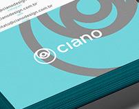 Ciano Design - Personal Brand