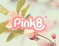 Pink 8 Hawthorn Sugar Package