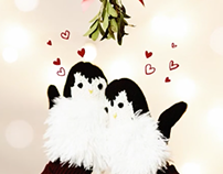 American Eagle holiday Instagrams