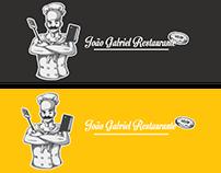 Identidade Visual - Restaurante João Gabriel