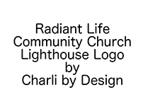 Radiant Life Community Church Lighthouse Logo