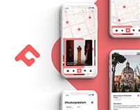 Application concept PhotoGO