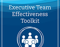 Toolkit: Executive Team Effectiveness