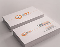 'IC Film' Full Branding
