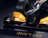 Rexona Lotus F1