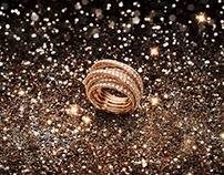 De GRISOGONO Geneve - Cosmic Creation (Glitter)