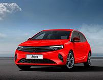 Opel Astra New Generation