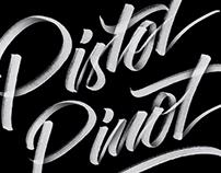 Pistol Pinot Label