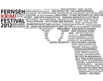 FernsehKrimi Festival 2012
