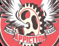 Appiction LLC Logo Concepts