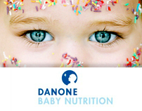 Website Danone Baby Nutrition