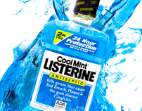 Listerine Ride the Wave Ad