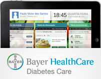 Ipad App Bayer Diabetes Care