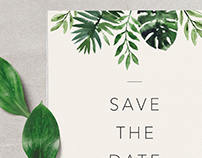 K + S // Save the Dates