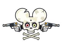 Mouse Skull & Bones