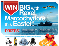 Rexel Maroochydore's Gone Fishing Giveaway