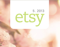 etsy spring publication