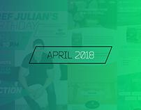 April 2018 | Flyers & Random