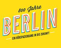 800 Jahre Berlin: Branding& iPhone App