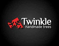 Twinkle handmade trees