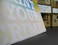 PAINT YOUR CRIME! (Color Project)