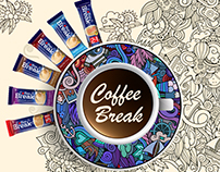 Coffee Break - Designs Facebook / 2016