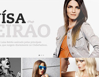 Clube Fashion Website